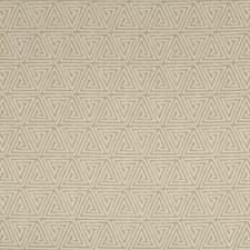 Beige/Khaki Geometric Decorator Fabric by Kravet