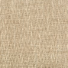 Wheat/Beige Herringbone Decorator Fabric by Kravet