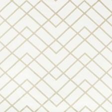 Linen Geometric Decorator Fabric by Kravet