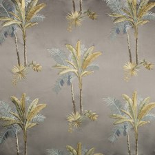 Slate Tropical Decorator Fabric by Kravet