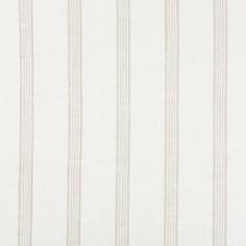 White/Beige Stripes Decorator Fabric by Kravet