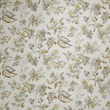 Stone Floral Decorator Fabric by Fabricut