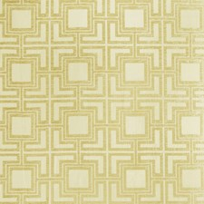 Citrine Geometric Decorator Fabric by Fabricut