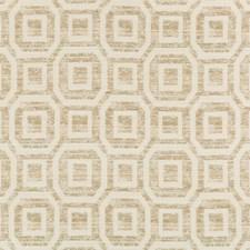 Ivory/Beige/Rust Geometric Decorator Fabric by Kravet