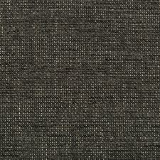 Charcoal/Ivory Solids Decorator Fabric by Kravet