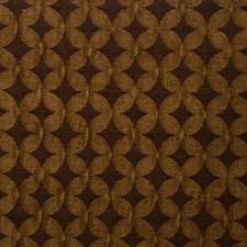Umber Diamond Decorator Fabric by Fabricut