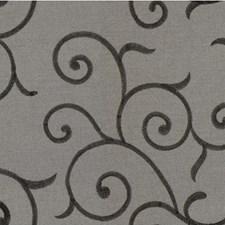 Grey Lattice Decorator Fabric by Kravet