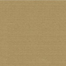 Yellow/Beige Solid Decorator Fabric by Kravet