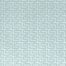 Seafoam Geometric Decorator Fabric by Duralee