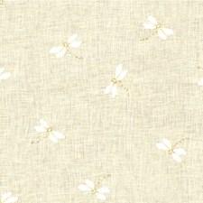White/Beige Animal Decorator Fabric by Kravet