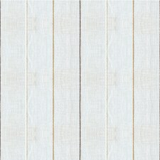White/Grey/Beige Stripes Decorator Fabric by Kravet