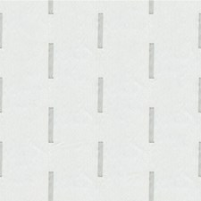 Silver/White Small Scales Decorator Fabric by Kravet