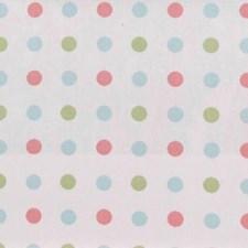 Aqua/pastel Decorator Fabric by Duralee