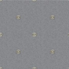 Smoke Dots Decorator Fabric by Kravet