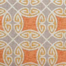 Papaya Decorator Fabric by Duralee
