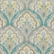 Caribbean Paisley Decorator Fabric by Duralee