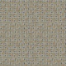 Taupe/Metallic/Ivory Modern Decorator Fabric by Kravet