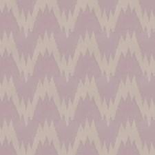 Wisteria Flamestitch Decorator Fabric by Fabricut