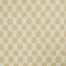 Cashew Flamestitch Decorator Fabric by Trend