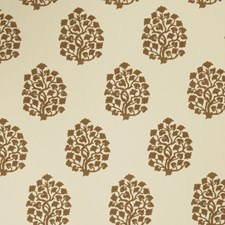 Cashew Leaves Decorator Fabric by Trend
