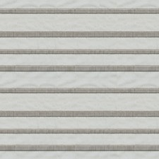 White/Grey/Metallic Stripes Decorator Fabric by Kravet