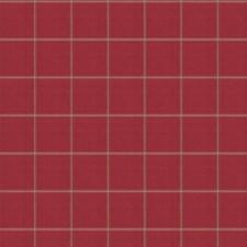 Loganberry Check Decorator Fabric by Stroheim