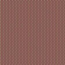 Loganberry Geometric Decorator Fabric by Stroheim