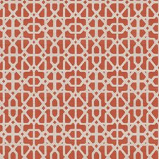 Coral Global Decorator Fabric by Trend
