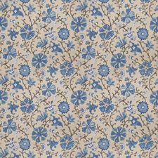 Ocean Floral Decorator Fabric by Fabricut