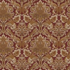 Brick Damask Decorator Fabric by Trend