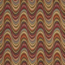Flame Flamestitch Decorator Fabric by Fabricut