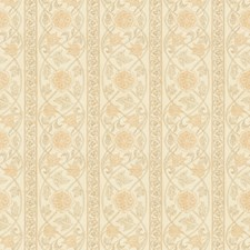 Coral Floral Decorator Fabric by Vervain