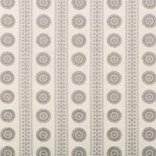Neutral/Grey Stripes Decorator Fabric by Kravet