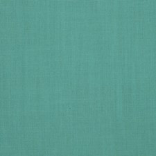 Turquoise Solid Decorator Fabric by Trend