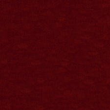Cranberry Solid Decorator Fabric by Vervain