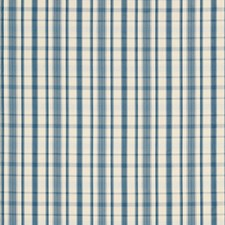 Country Blue Decorator Fabric by Schumacher