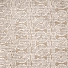Sterling Geometric Decorator Fabric by Vervain