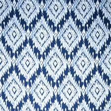Blue Global Decorator Fabric by Vervain
