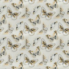 Saffron Animal Decorator Fabric by Vervain