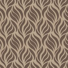 Slate Leaves Decorator Fabric by Trend