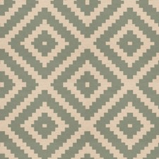 Lake Geometric Decorator Fabric by Fabricut