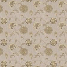 Pistachio Embroidery Decorator Fabric by Fabricut