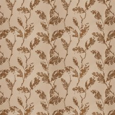 Bronze Leaves Decorator Fabric by Fabricut