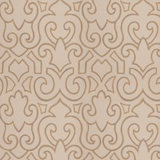 Sesame Contemporary Decorator Fabric by Trend