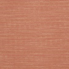 Salmon Small Scale Woven Decorator Fabric by Trend