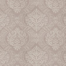 Oyster Shell Embroidery Decorator Fabric by Stroheim