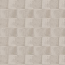 Silver Check Decorator Fabric by Stroheim