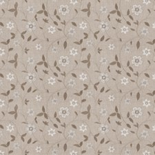 Dove Embroidery Decorator Fabric by Fabricut