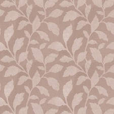 Lilac Leaves Decorator Fabric by Trend