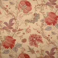 Document Floral Decorator Fabric by Fabricut